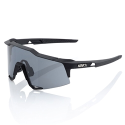 Ride 100% Speedcraft Soft Tact Black/Smoke Lens