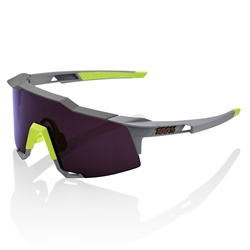 Ride 100% Speedcraft Soft Tact Midnight Mauve/Purple Lens
