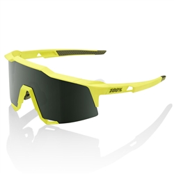 Ride 100% Speedcraft Soft Tact Banana/Grey Green Lens