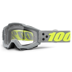 100% Accuri Goggle Berlin Clear Lens
