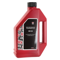 Rock Shox Pike Suspension Oil (lowers) 0w30* - 1L