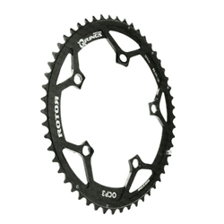 Rotor Q-Rings chainring, compact 110 46-53t black