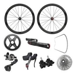 Rotor 1X13 ROAD + GRAVEL Ultimate Performance Group
