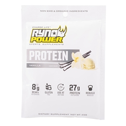 RynoPower Protein Single Serving Vanilla