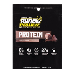 Ryno Power Protein Single Serving Chocolate