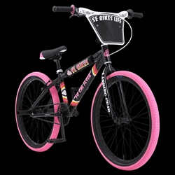 "SE Bikes So Cal Flyer 24"" BMX Bike Black"