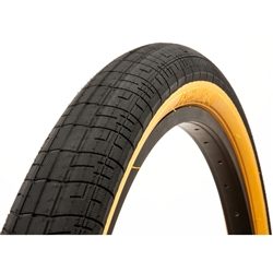 "S&M Bikes Speedball 26x2.40"" Tan Wall Tire"