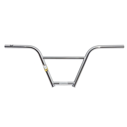 "S&M Bikes 9"" Fu-Bar Handlebar Chrome"