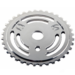 S&M Bikes Drain Man Sprocket Polished