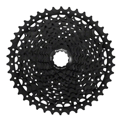 SunRace MS8 Cassette 11 Speed 11-42t Black