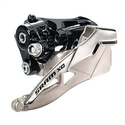 SRAM X.0 2x10spd Direct Mount S1 Front Derailleur