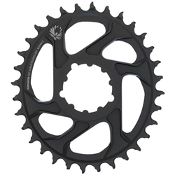SRAM Eagle Chainring X-Sync 2 Oval 32T Direct Mount 6mm Offset