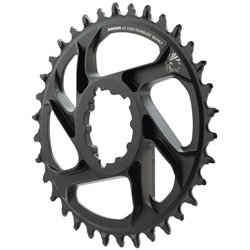 SRAM Eagle Chainring X-Sync 2 Oval 34T Direct Mount 6mm Offset
