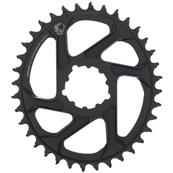 SRAM Eagle Chainring X-Sync 2 Oval 36T Direct Mount 6mm Offset