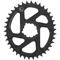 SRAM Eagle Chainring X-Sync 2 Oval 38T Direct Mount 6mm Offset