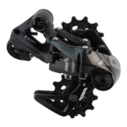 SRAM X01 DH Rear Derailleur 7 Speed Short Cage Black