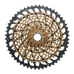 SRAM XG-1299 Eagle 10-52t 12 Speed Cassette - Gold