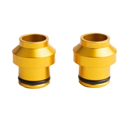 SeaSucker Huske 15x110mm Boost Thru-Axle Plugs