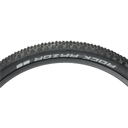 Schwalbe Rock Razor TL Easy SnakeSkin Tire 29 x 2.35 EVO Folding Black Addix
