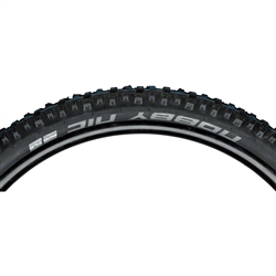 Schwalbe Nobby Nic TL Easy SnakeSkin Tire 27.5 x 2.35 EVO Folding Black Addix
