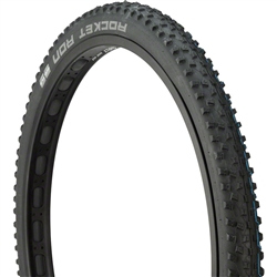 "Schwalbe Rocket Ron Tire 29 x 2.25"" TL Easy SnakeSkin Addix Folding Black"