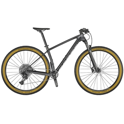 Scott Scale 940 Bike Granite Black