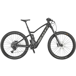 Scott Genius eRide 900 Tuned Bike Black/Grey