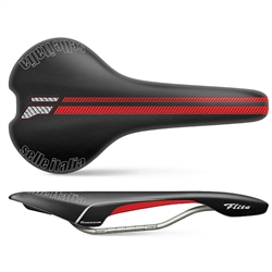 Selle Italia FLITE TI-316 RED Saddle