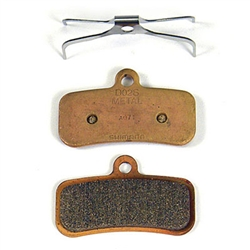 Shimano D02S Metallic Disc Brake Pads