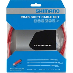Shimano Dura Ace OT-SP41 Polymer-Coated Derailleur Cable Set