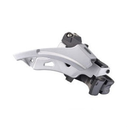 Shimano Saint M815 Top Swing Front Derailleur, T/B-Pull Uni-band