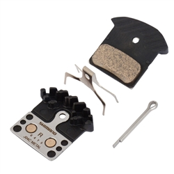 Shimano J04C Metal Pad and Spring with Fin