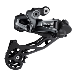 Shimano GRX RD-RX815 1 or 2 x 11-Speed Di2 Long Cage Shadow+ Rear Derailleur