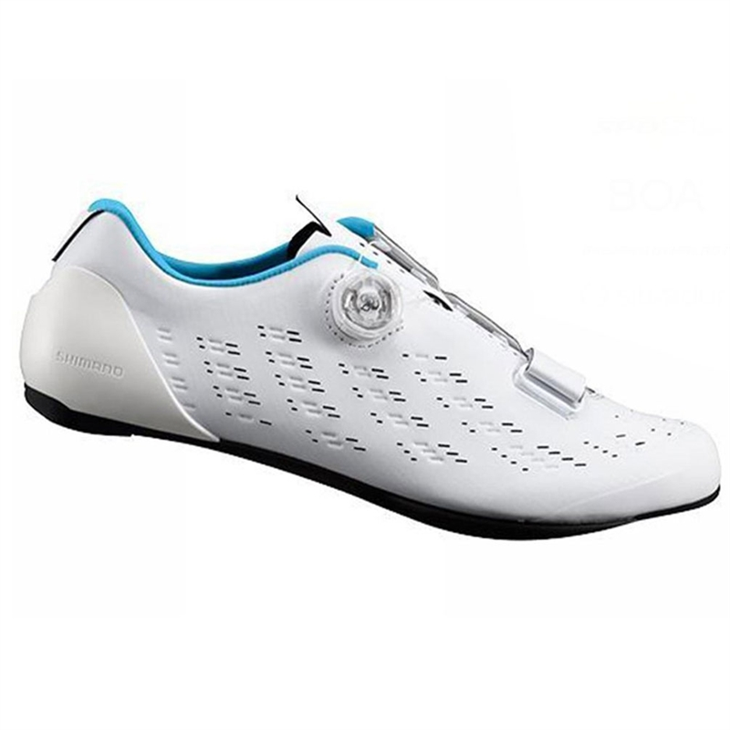 Shimano SH-RP9 Road Bike Shoes - White