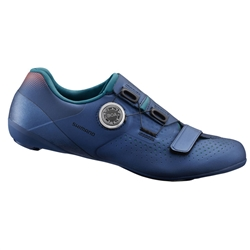 Shimano SH-RC500 Women's Road Bike Shoe Navy