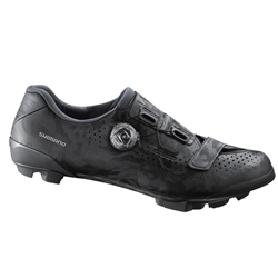 Shimano SH-RX800-WIDE Mountain Shoe Black