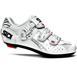 Sidi Genius Fit Carbon Women's White