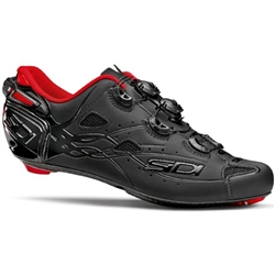 Sidi Shot Road Bike Shoe Black/Matte Black