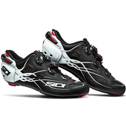 Sidi Shot Road Bike Shoe White/Matte Black