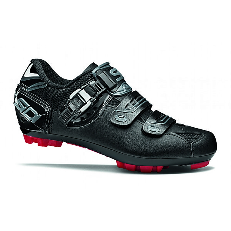 Sidi Dominator 7 Women's MTB Shoe Shadow Black