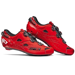 Sidi Shot Road Shoe Matte Red