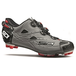 Sidi Tiger MTB Shoe Matte Black/Grey