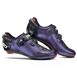 Sidi Wire 2 Carbon Air Road Shoe LTD Blue/Red Iridescent