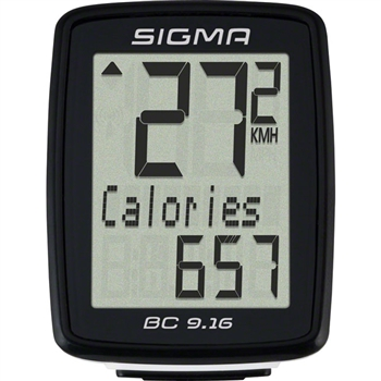 Sigma BC 9.16 Wired Cycling Computer