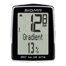 Sigma BC 14.16 STS Cadence Wireless Bike Computer