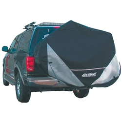 Skinz Hitch Rack Rear Transport Cover -Standard
