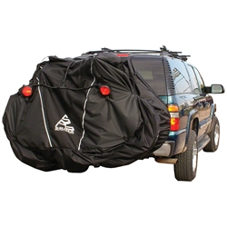 Skinz Hitch Rack Rear Transport Cover with Light Kit X-Large