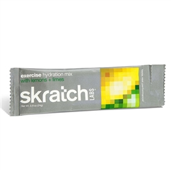 Skratch Labs Exercise Hydration Mix Individual Pack Singles