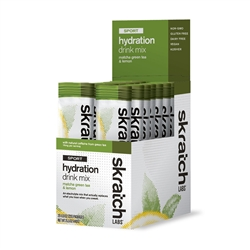Skratch Labs Sport Hydration Drink Mix 20 Pack Singles
