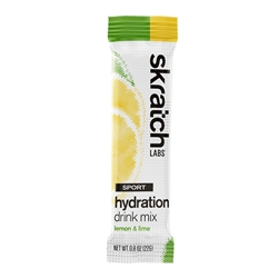 Skratch Labs Sport Hydration Drink Mix Single Serving